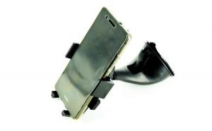 Suport auto telefon flexibil cu ventuza