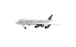 Avion Boeing 747, 44 x 22 cm