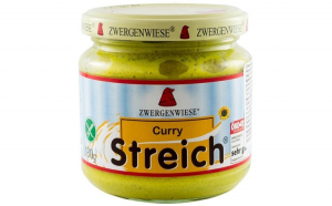 Crema tartinabila BIO vegetala  Curry,
