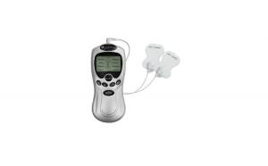 Aparat digital de masaj si terapie prin electrostimulare cu 2 electrozi