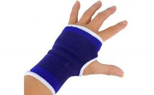 Set 2 suporturi elastice pentru incheietura si palma