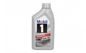 Ulei moto 4T MOBIL 1 RACING 4T 1L