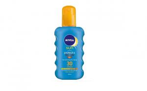 Spray cu protectie solara Nivea