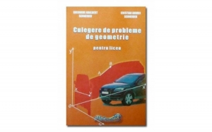 Culegere de probleme de geometrie pentru liceu, autor Gheorghe Adalbert Schneider