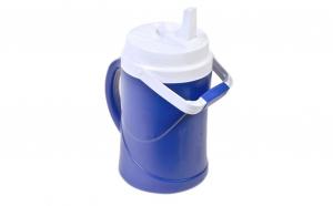 Recipient izotermic pentru apa, 2.5 l, albastru *