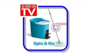 Mop Spin and Go