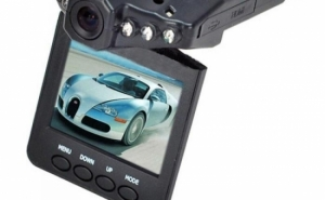 Martorul tau in trafic! Camera video Auto DVR HD, doar 99 RON in loc de 220 RON