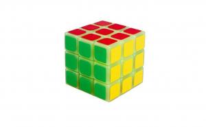 Cub Rubik 3x3x3 fosforescent, 104CUB