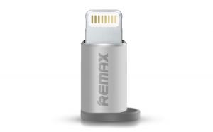 Adaptor Remax, MicroUSB to Lightning,