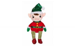 Jucarie de Craciun - Elf cu Palarie