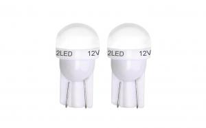 Set 2 x Becuri auto LED CSP Seoul, baza ceramica, 5W