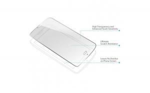 Folie Sticla Acer Liquid Z330 Flippy Transparent