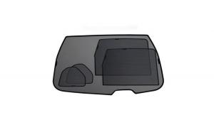 Perdele interior Skoda octavia 3 hatchback facelift 2017->