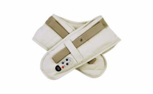 Aparat de masaj cervical cu telecomanda