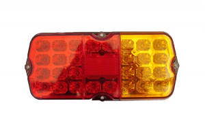 Stop camion LED 15 x 02 12V