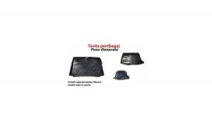 Covor portbagaj tavita Mitsubishi Outlander XL, 2007-2012