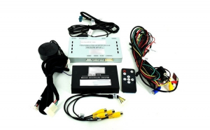 Interfata 4PCIC GPS + Touch. Are WINCE si se si poate instala IGO.Compatibila cu BMW IDRIVE  CIC 4P
