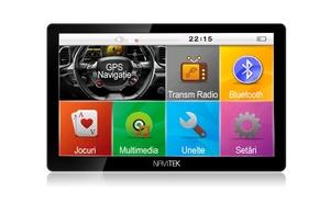 "GPS Auto 7"" NAVITEK CAMION Ecran HD si Bluetooth, doar 399.5 RON in loc de 855 RON"