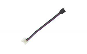 Conector banda LED RGB
