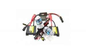 Kit Xenon aprindere rapida plug&play Premium H7- 6000K slim