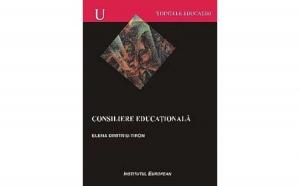 Consiliere educationala, autor Elena Dimitriu Tiron
