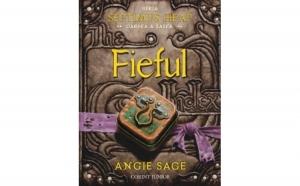Cartea A Sasea -Fieful, autor Angie Sage