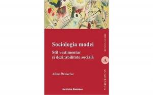Sociologia modei, autor Alina Duduciuc