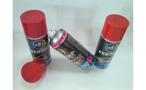 Spray vopsea  rosu