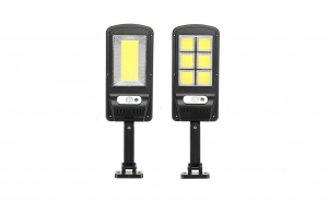 Lampa solara LED 60W, IP67, doua modele