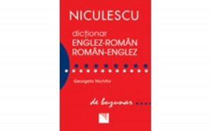 Dictionar englez-roman/roman-englez de buzunar, autor Georgeta Nichifor