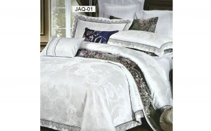 Lenjerie de pat Jacquard, la doar 259 RON in loc de 518 RON