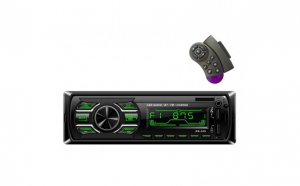 Player auto 535RK MP3 cu Bluetooth si telecomanda pe volan