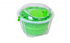 Dispozitiv pentru amestecat salata - un accesoriu nelipsit din bucataria gospodinelor