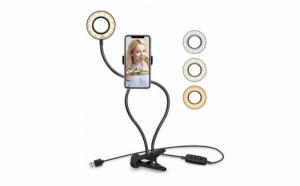 Suport selfie flexibil pentru telefon