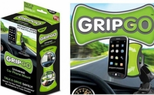 Suport auto universal (telefon, gps, tableta), la doar 19 RON in loc de 53 RON