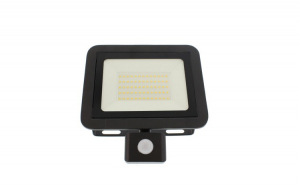 Proiector LED cu senzor, 50W, 4000lm,