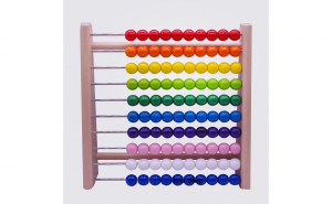 Numaratoare/abac solid din lemn