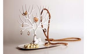 Suport pentru bijuterii - coarne de cerb