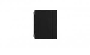 Husa de protectie magnetic smart case pentru iPad 2, negru