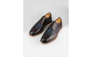 Pantofi barbati derby casual