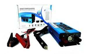 Invertor premium 500W 12V-220V