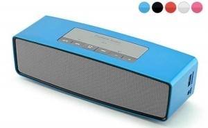 Boxa MP3 Bluetooth + Handsfree + Radio (redare Stick USB si card memorie), la numai 120 RON in loc de 250 RON
