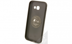 Husa Beeyo Skin cu Magnet Samsung Galaxy A5 2017 A520 Negru-Gold