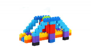 Set Educational, 88 de piese WW 3002