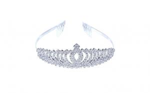 Diadema Coronita Tiara pentru mireasa