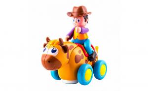 Jucarie bebelusi Rodeo