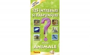125 Intrebari si raspunsuri despre animale, vol.1