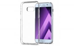 Husa Samsung A3 2017 Flippy Tpu Transparent