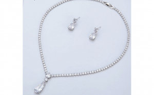 Set bijuterii Anebris Princess,Colier si Cercei