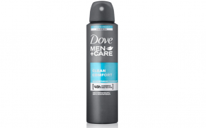 Antiperspirant Dove Men Clean, 150 ml